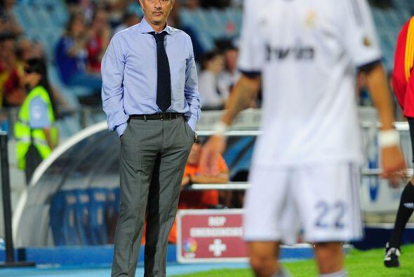 José Mourinho no encontraba forma de solucionar los errores de sus dirig...