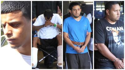 Cuatro implicados en el asesinato de la fiscal fueron arrestados.