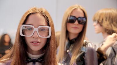 La nueva modelo mexicana de 20 años que tiene a los diseñadores enamorados.