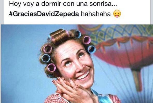 Doña Florinda durmió bieeen rico.