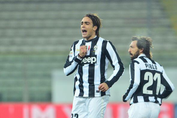 La delantera comienza con sabor italiano, con el goleador Alessandro Matri.