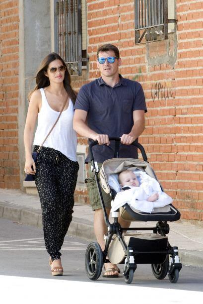 Iker Casillas ha querido pasar este tiempo con su familia y recargarse d...
