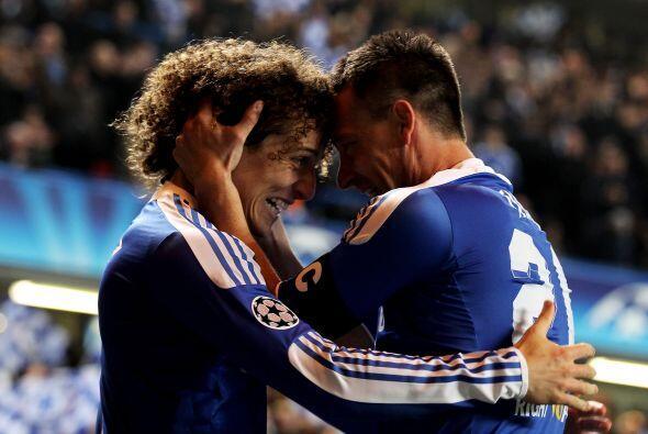 La alternativa inglesa, representada por el Chelsea tras su victoria (4-...