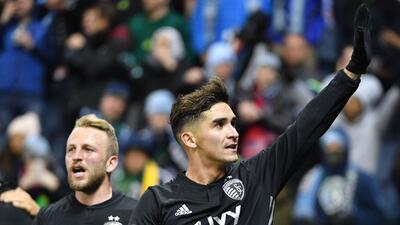 El chileno Felipe Gutiérrez vuelve al gol tras la lesión y le da el triunfo a Sporting KC sobre Orlando