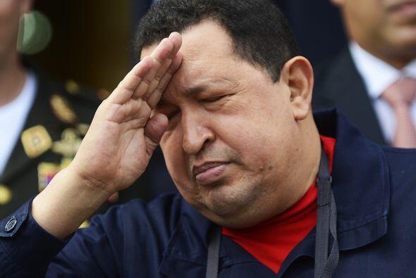 Febrero 21- El Presidente Hugo Chávez anunció que tras rea...