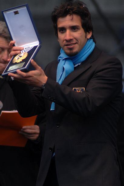 Desde su llegada al Cruzeiro confirmó su buen presente y se ganó la titu...