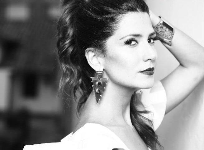 Valentina Acosta, actriz colombiana.