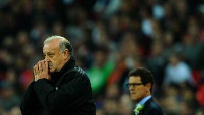 Rivales en partidos anteriores, los dos técnicos se guardan respeto y Ca...