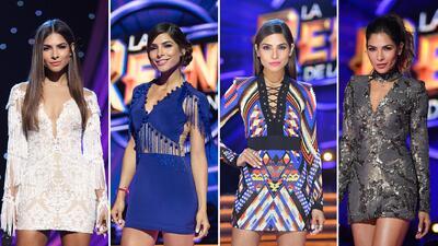Los looks de Ale Espinoza en La Reina de la Canción