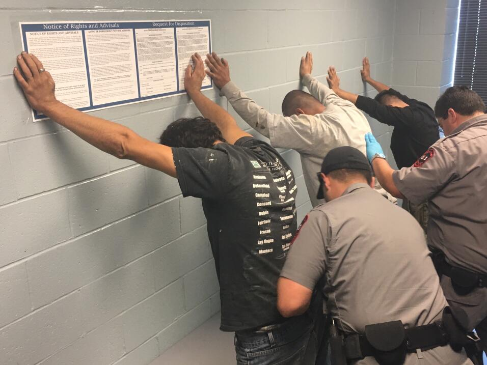 Solo tres de los cinco objetivos de ICE ese día lograron ser detenidos.