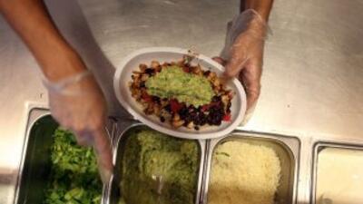 La empresa aseguró haber eliminado los GMO's de sus 1,800 restaurantes.