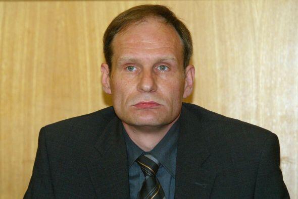 Armin Meiwes, conocido como el 'Canibal de Rotemburgo', conocía a gente...