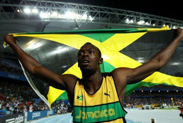 El jamaicano festejó y prometió seguir buscando nuevos tiempos.