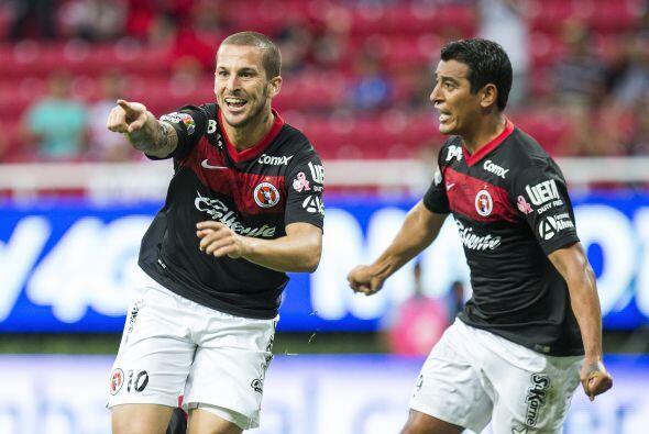 En Tijuana no podrían estar más contentos con el ritmo goleador que mant...