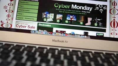 El Cyber Monday rompió récord de ventas históricas en EEUU