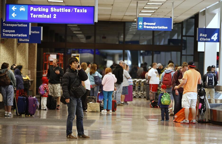 Aeropuerto de Utah