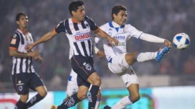 Monterrey y Querétaro en duelo de equipos que marchan bien en la liga.