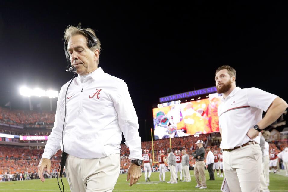 Clemson vs. Alabama