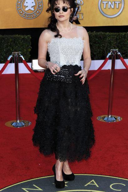 Helena Bonham Carter siempre ha sido una de las famosas que encabeza la...