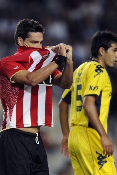 Y un histórico en la copa, cuatro veces campeón, Estudiantes de la Plata...