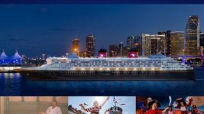 ¡El Disney Wonder ahora está listo para zarpar desde Miami y107.5 Amo...