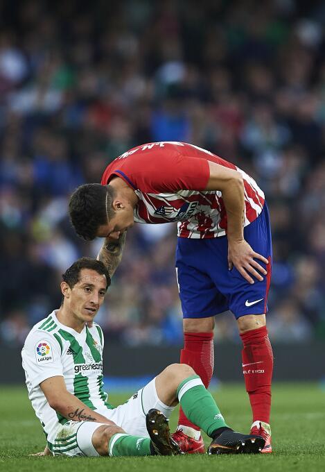 Viernes 22 de diciembre - Betis Vs. Athletic Bilbao: Andrés Guardado sig...