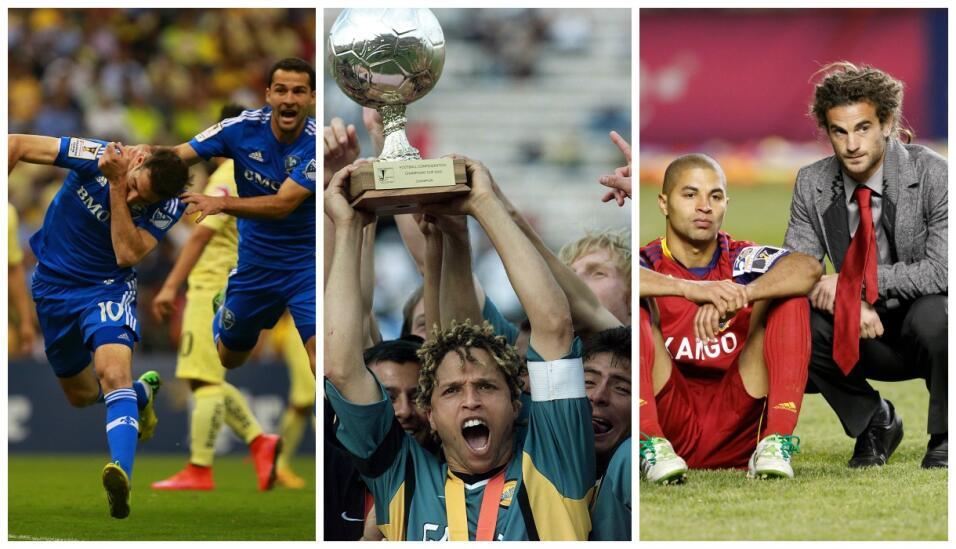 Álbum de fotos de la MLS en CONCACAF