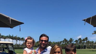 Fotos exclusivas de Satcha Pretto con sus hijos en Pascua (así celebraron la fiesta)