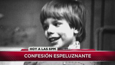 Revelan confesión sobre muerte de Etan Patz