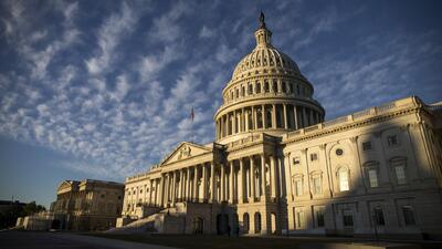 Estos son los dos proyectos en el Senado de EEUU para reabrir el gobierno
