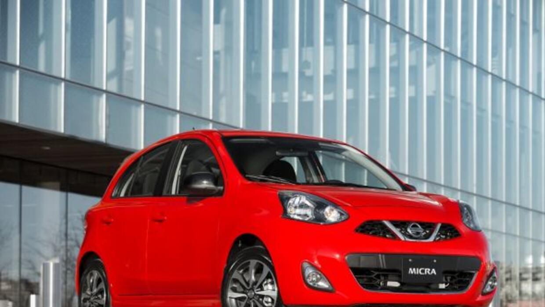 El Micra es producido en la planta de Nissan Aguascalientes, en México.