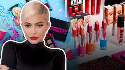 Demandan a Kylie Jenner por supuesto plagio de su línea de cosméticos