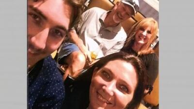Su ex le acusó de agredirla, pero un selfie le salvó de una posible sentencia de 99 años en prisión