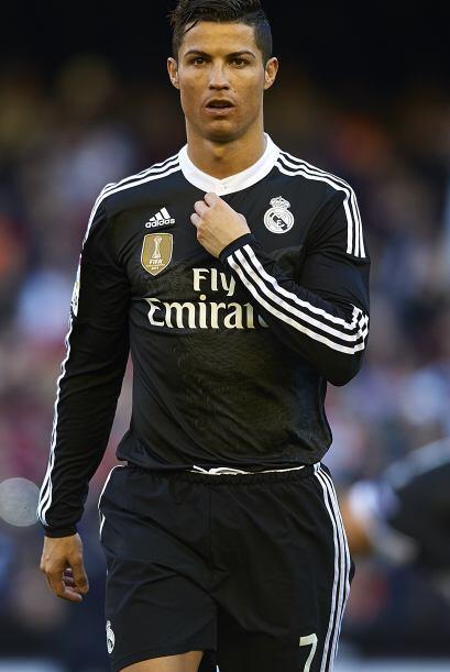 Cristiano está convertido en el mejor jugador del mundo de la act...