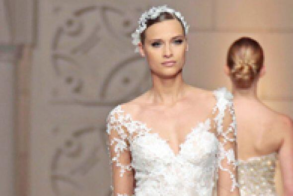 La semana de la moda para novias en Barcelona es una de las más importan...