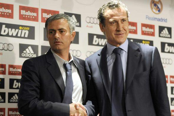 A partir de ahora, Mourinho buscará regresar al Real Madrid al primer pu...