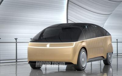 Animación: Así sería el auto del futuro Apple