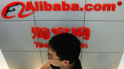 Alibaba, el 'Amazon chino', rompe récord en ventas el día del soltero