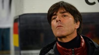 El entrenador de la escuadra alemana sabe muy bien que ganar el Mundial...