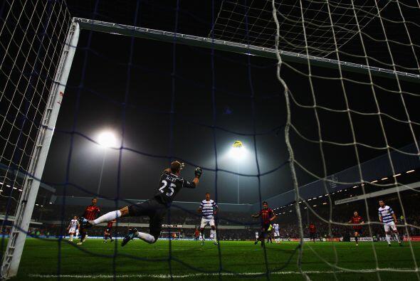 Blackburn empató y el partido era de ida y vuelta...pero el City es más...