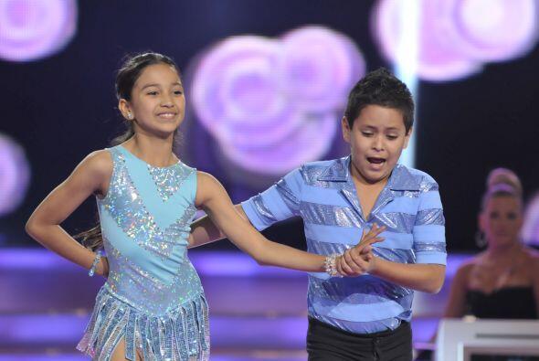 Altahir y Jorge le ponen mucha energía a su gran pasión, bailar.
