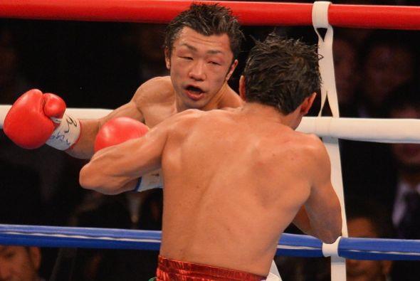 El japonés Akira Yaegashi retuvo su título de peso mosca del Consejo Mun...
