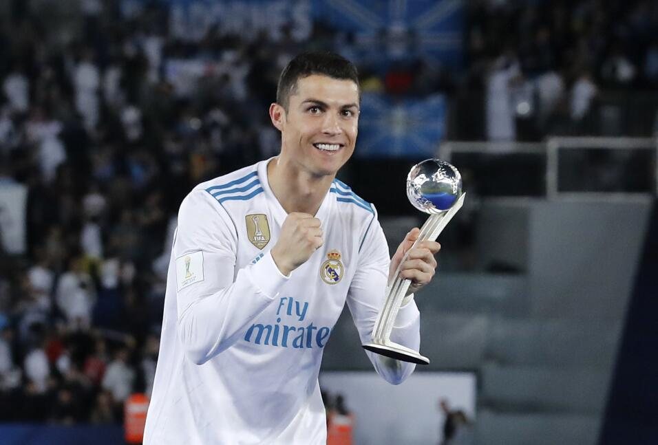 2. Cristiano Ronaldo (Real Madrid / Portugal)