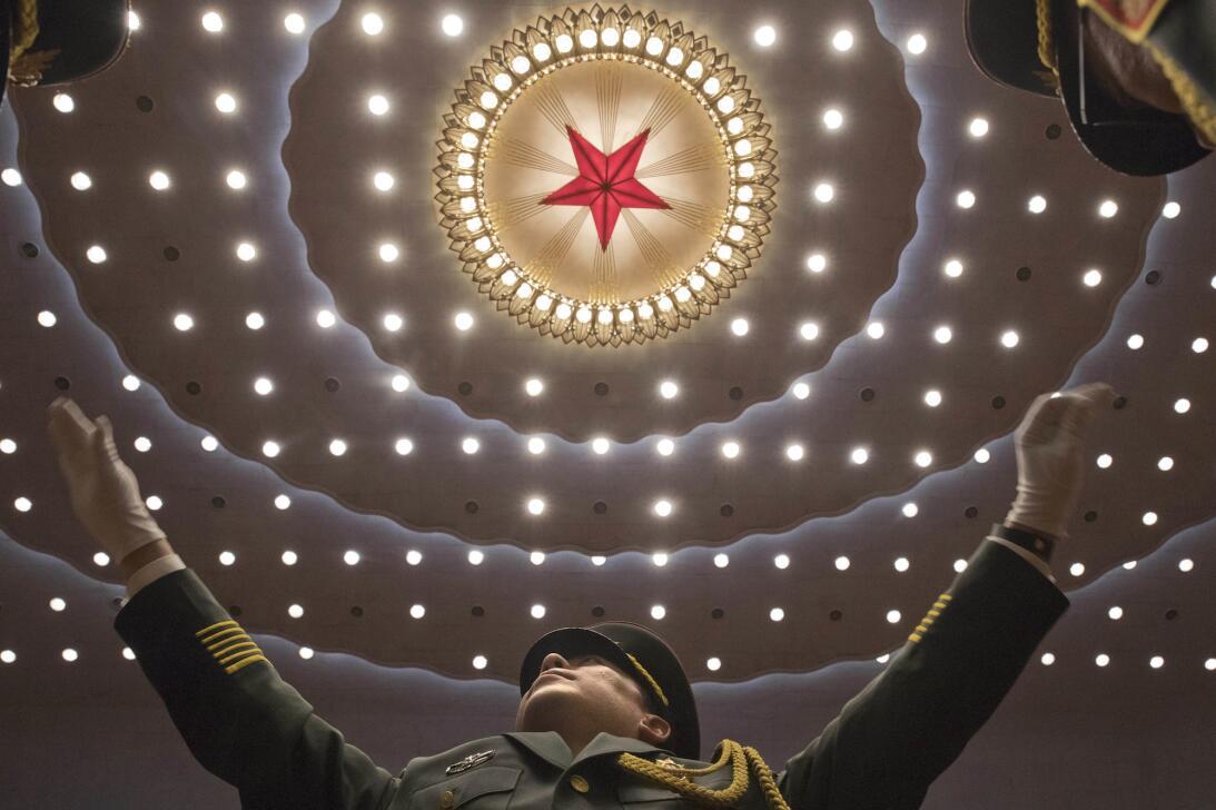 En fotos: El congreso del Partido Comunista de China, entre la solemnida...