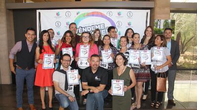 """Los 13 semifinalistas de  """"Véndeme tu sueño"""""""