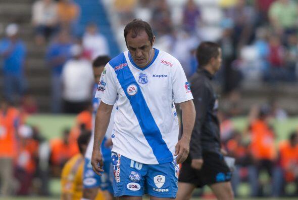 El Puebla ha sido un completo fracaso en lo que va del Apertura 2014, lo...