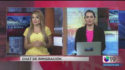 Casos reales de la migra: 'tengo la visa U y apliqué para la residencia, ¿puedo salir del país?'