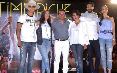 Timbiriche aclara la rivalidad entre Thalía y Paulina Rubio y el supuest...