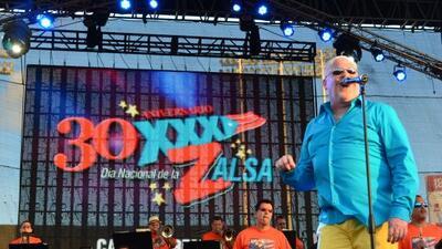 Cano Estremera fue uno de los artistas más aplaudidos por los asistentes.