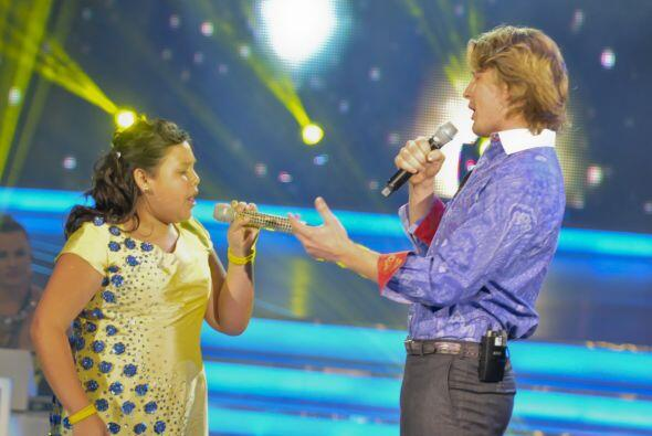 Los pequeños cantaron temas del reconocido cantautor mexicano, hijo del...